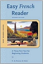 [중고] Easy French Reader, Second Edition (Paperback, 2, Revised)