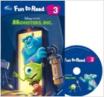 Monsters, Inc. (Paperback + Workbook + Audio CD 1장)