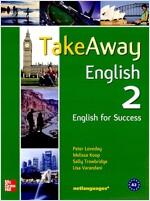 [중고] TakeAway English 2: Student Book