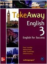 [중고] TakeAway English 3: Student Book