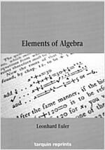 Euler's Elements of Algebra (Paperback)