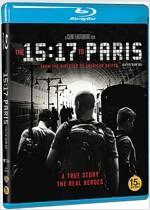 [블루레이] 15시 17분 파리행 열차
