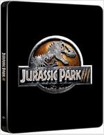 [4K 블루레이] 쥬라기 공원 3 : 스틸북 한정판 (2disc: 4K UHD + BD)