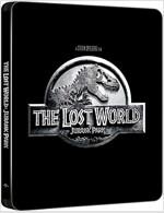 [4K 블루레이] 쥬라기 공원 2: 잃어버린 세계 - 스틸북 한정판 (2disc: 4K UHD + BD)