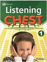 Listening CHEST 1: Student Book (Paperback + CD 1장)