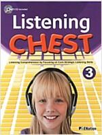 Listening CHEST 3: Student Book (Paperback + CD 1장)