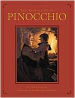 The Adventures of Pinocchio (Hardcover)