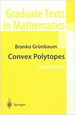 Convex Polytopes (Paperback, 2, 2003. Softcover)