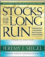 Stocks for the Long Run: The Definitive Guide to Financial Market Returns and Long-Term Investment Strategies                                          (Hardcover, 4th)