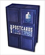 Doctor Who Postcards from Time and Space (Paperback)