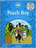 Classic Tales Second Edition: Level 1: Peach Boy e-Book & Audio Pack (Package, 2 Revised edition)