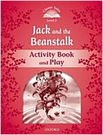 Classic Tales Second Edition: Level 2: Jack and the Beanstalk Activity Book & Play (Paperback, 2 Revised edition)