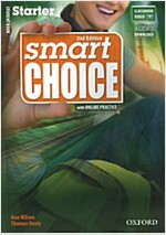 Smart Choice: Starter: Student Book with Online Practice (Package, 2 Revised edition)