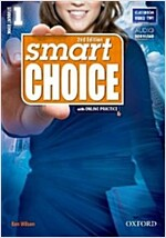 Smart Choice: Level 1: Student Book with Online Practice (Package, 2 Revised edition)