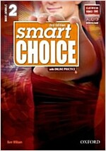 Smart Choice: Level 2: Student Book with Online Practice (Package, 2 Revised edition)