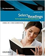 [중고] Select Readings: Pre-Intermediate: Student Book (Paperback, 2 Revised edition)