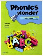 Phonics Wonder 2 : Short Vowels (Paperback + CD 2장)