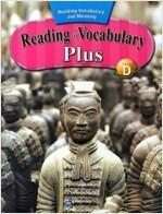 [중고] Reading for Vocabulary Plus Level D (교재 + CD 1장)