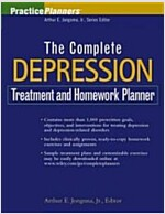 The Complete Depression Treatment and Homework Planner (Paperback)