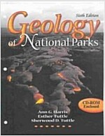 Geology of National Parks (Paperback, CD-ROM, 6th)