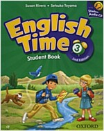 English Time: 3: Student Book and Audio CD (Package, 2 Revised edition)