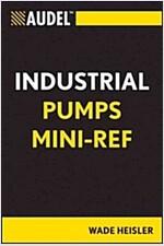 Audel Industrial Pumps Mini-Ref (Paperback)