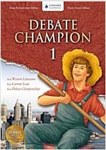 Debate Champion 1: Student Book (Paperback + CD)