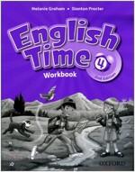 English Time 4 : 2E: Workbook (Paperback, 2 Rev ed)