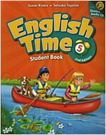 English Time: 5: Student Book and Audio CD (Package, 2 Revised edition)