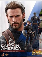 [Hot Toys] 인피니티워 캡틴아메리카 MMS480 - Avengers: Infinity War - 1/6th scale Captain America Exclusive Edition