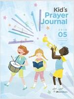 어린이 기도수첩 2018.5 (초등부, 영어판)