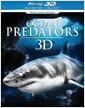 [중고] Ocean Predators 3D 1블루레이+1 3D블루레이