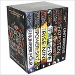 Pittacus Lore Complete Collection Slipcase (The Lorien Legacies) (Paperback, Box Set)