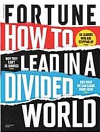Fortune USA (격주간 미국판): 2018년 05월호 - 문재인 대통령 '2...