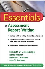 Essentials of Assessment Report Writing (Paperback)