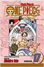 [중고] One Piece, Vol. 17 (Paperback)
