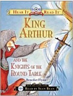 King Arthur and the Knights of the Round Table [With CD] (Hardcover)