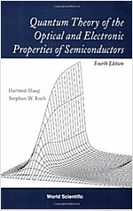 Quantum Theory of the Optical and Electronic Properties of Semiconductors (Paperback, 4th)