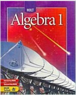 Holt Algebra 1: Student Edition Algebra 1 2004 (Hardcover, Student)