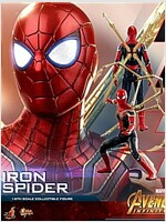 [Hot Toys] 인피니티워 아이언 스파이더맨 MMS482 - Avengers: Infinity War - 1/6th scale Iron Spider