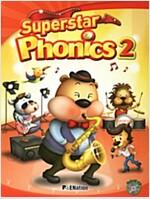Superstar Phonics 2 (Student Book + CD 1장)