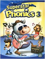Superstar Phonics 3 (Student Book + CD 1장)