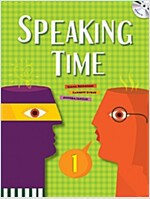 Speaking Time 1 : Student's Book (Paperback + MP3 CD)