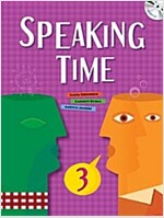 Speaking Time 3 : Student's Book (Paperback + MP3 CD)