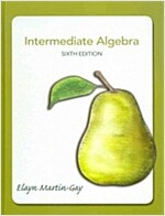 [중고] Intermediate Algebra (Hardcover, 6)