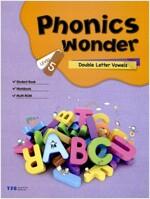 Phonics Wonder Level 5: Double Letter Vowels (Paperback + CD 2장)