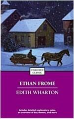 [중고] Ethan Frome (Mass Market Paperback)