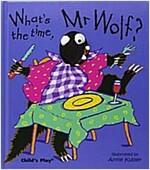 [중고] What's the Time, Mr Wolf? (Hardcover)