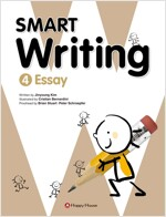 SMART Writing 4 : Essay (본책 + 오디오 CD 1장)