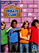 Junior Debate Club 2: Student's Book (Paperback + CD)